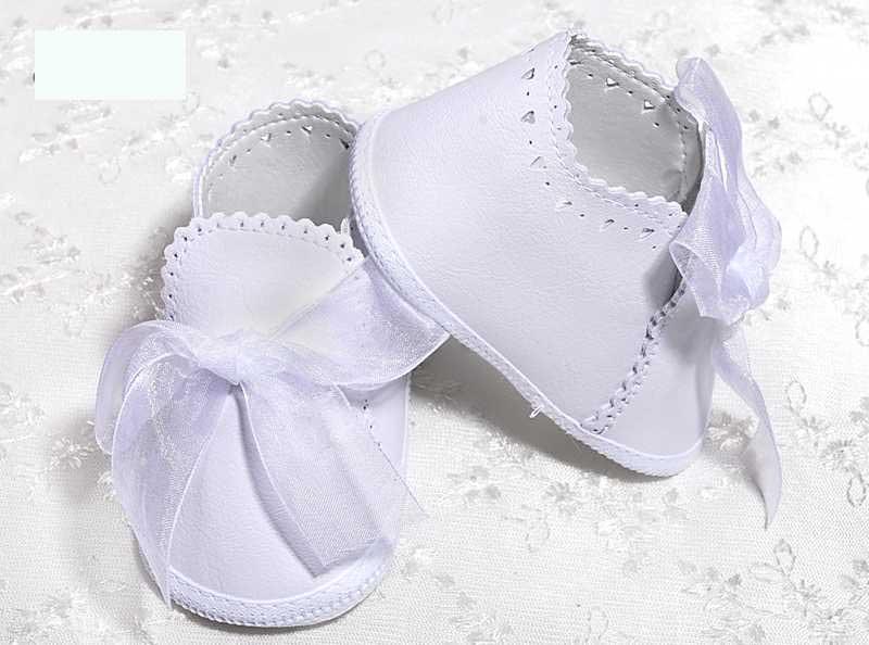 Туфельки для малышки своими руками 64