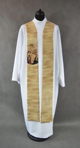 Stuła Do Koncelebry święta Rodzina Ikona Bizantyjska St 236