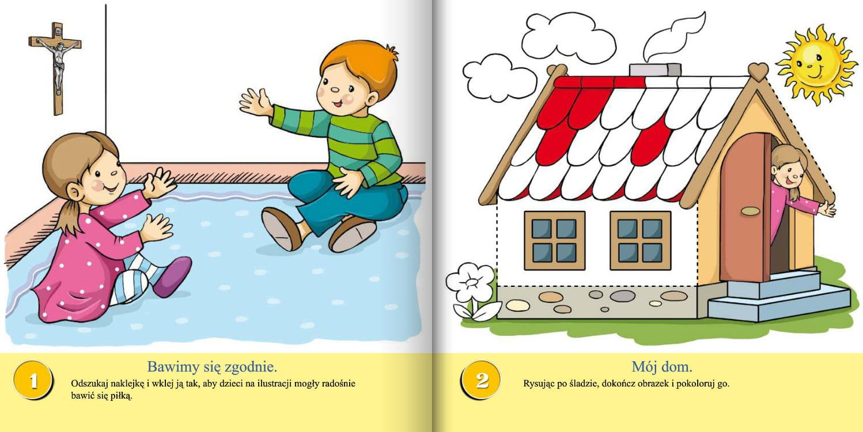 podręcznik do religii przedszkole