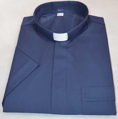 Koszula kapłańska z bawełny  8bkbN